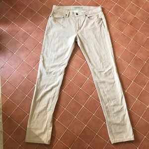 Joe's Jeans Mens 33 Brixton Fit Tan
